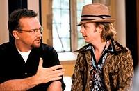 Film, Dickie Roberts: Kinderstar Dickie Roberts: Former child star, USA 2003, Regie: Sam Weisman, Szene mit: Tom Arnold und David Spade, Komödie, Hut,...