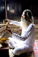 PREPARATION OF AYURVEDA MEDICINES, KERALA