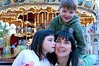 Family merry_go_round
