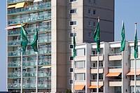 HV761747 Rotonde, Hochhaus mit Ferienappartements an der Strandpromenade in Zandvoort
