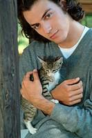 Man kitten.