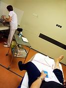 Hospital consultation, orthopaedics