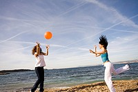 Women beach_volley