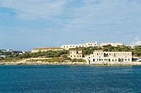 Houses on an island, Malta