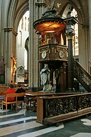 Belgium _ Flanders _ Bruges _ Saint_Salvator Cathedral