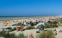 Belgium _ Flanders _ North Sea _ Belgian Coast _ De Panne
