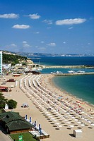 Bulgaria _ Coast _ Northern Black Sea _ Golden Sand Slatni Piassatsi