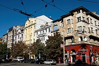 Bulgaria _ Sofia _ Capital City _ Vitosha Boulevard