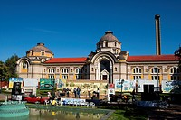 Bulgaria _ Sofia _ Capital City _ Sofia Public Mineral Baths