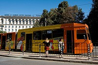 Bulgaria _ Sofia _ Capital City _ Tramway