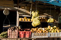 Dominican Republic _ North Coast _ Marketable fruit and vegetables