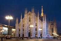 duomo, milan cathedral, milano, lombardia, italy