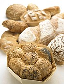 Rustic Bread Selection
