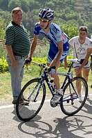 hector gonzalez, monte trebbio 2009, 92nd giro d´italia, 15th stage forlì_faenza