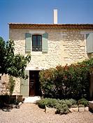 A villa, Provence, France
