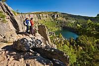 Laguna Negra de Urbión  Provincia de Soria  Castilla León  España