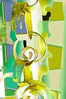 art, abstract, collage, composition, design, harmony, emotion, idea, color, colour, creative, unusual, weird, odd, pastel, golden, unusual, deluxe, de...