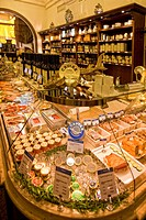 Dahlmeier Delicatessen shop, Caviar, Munich, Germany