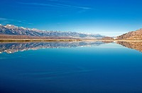 Owens Lake, California, USA