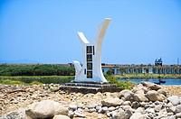 Asia,China,Taiwan,Yilan,Gueishan Island,Gueishan Fishing Port
