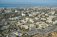 Aerial photograph of Tel Aviv´s University