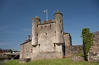fortifications of enniskillen castle enniskillen county fermanagh