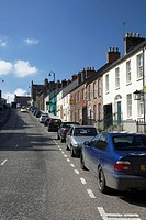 Main Street Hillsborough county down northern ireland uk