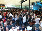 Show, Party, Pixote Group, São Paulo, Brazil