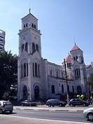 Facade, Nossa Senhora Aparecida Church, Nossa Senh
