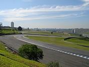 Interlagos Race track , José Carlos Pace Race trac