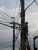 Post Electric, Electrical, São Paulo, Brazil