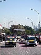 9 de Julho Parade, Revolution Constitucionalista,
