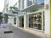 Facade of Store, Oscar Freire Street, Jardins, Con