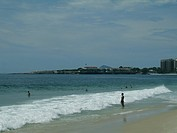 Beach, Forte de Copacabana, Atlântica Avenue, Copa