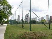 Field, Povo Park, Itaim Bibi, São Paulo, Brazil