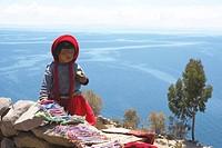 Isla Taquile, Titicaca Lake, Lima, Peru