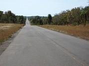 Highway, Landscape, Bonito, Mato Grosso do Sul, Brazil