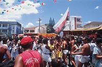 People, Carnival, Salvador, Bahia, Brazil