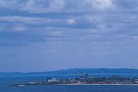 Landscape, Todos os Santos Bay, Salvador, Bahia, Brazil