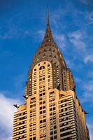 Chrysler Building, Midtown Manhattan, New York, USA