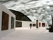 Oscar Niemayer Museum, Curitiba, Paraná, Brazil