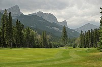 Rockies, Canmore, Alberta, Canada