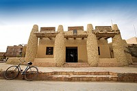 Bank du Caire in Siwa