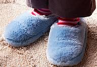 Slippers cozy and warm