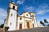 Cathedral Alto da Sé, Olinda, Pernambuco state, Brazil, UNESCO World Heritage Site
