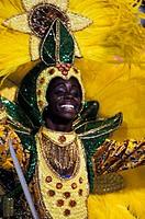 Brazil, Rio de Janeiro, Sambodromo Carnival, Caprichosos de Pilares Samba School