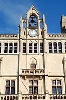 France, Aude, Narbonne, Palais des Archeveques