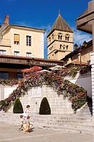 France, Haute Garonne, Saint Gaudens, Saint Pierre Collegiate Church
