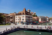 France, Haute Savoie, Annecy, Old Town
