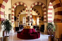 Egypt, Upper Egypt, Aswan, Old Cataract Hotel